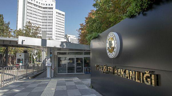 Dışişleri Bakanlığı: AB Dış İlişkiler Konseyi'nin Suriye ve Doğu Akdeniz kararlarını reddediyoruz