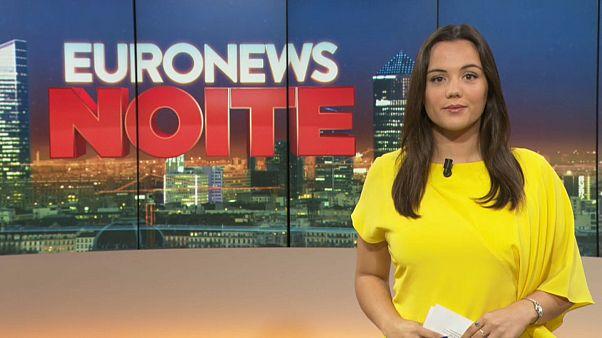 Euronews Noite | As notícias do Mundo de 14 de outubro de 2019
