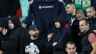 Euro 2020: tensioni in campo e sugli spalti, a Sofia e Parigi