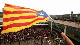 Katalónia forrong