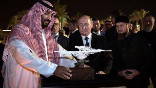 عربستان سعودی و روسیه بیست تفاهمنامه و قرارداد امضاء کردند