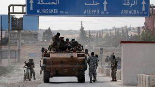 EUA apertam cerco à Turquia