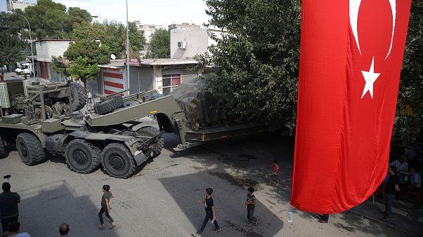 عملیات نظامی در سوریه؛ آمریکا ۳ وزیر و ۲ وزارتخانه ترکیه را تحریم کرد