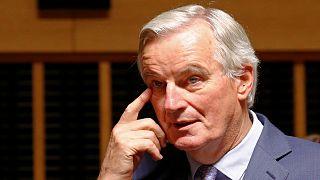 ميشيل بارنييه كبير المفاوضين في الاتحاد الأوروبي