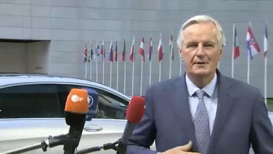 Barnier ainda tem esperança num acordo Brexit