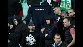 """Rasszista éjszaka Szófiában – a """"lemajmozott"""" angolok hat gólt rúgtak"""