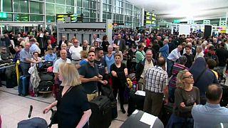 El aeropuerto del Prat busca el retorno a la normalidad