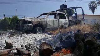 Μεξικό: Σκοτώθηκαν σε ενέδρα 14 αστυνομικοί