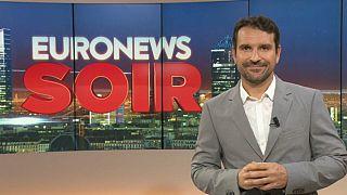 Euronews Soir : l'actualité du mardi 15 octobre 2019