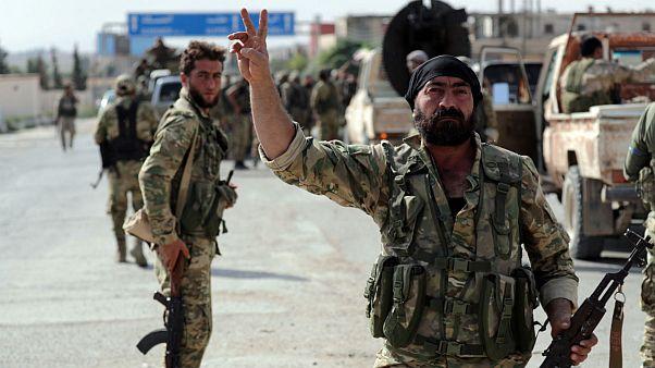 انگیزه سوریهای تحت حمایت ترکیه برای جنگ با کردها چیست؟
