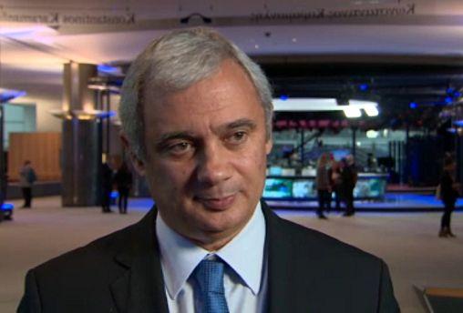Vice-presidente do Parlamento Europeu, Pedro Silva Pereira, pede pragamatismo aos líderes da UE