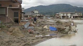 Sobe número de vítimas mortais do tufão