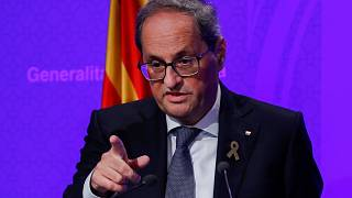 Catalogne : la bataille pour l'opinion publique internationale des indépendantistes
