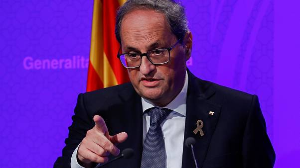 "Каталония: ""Приговор не решит проблему"""