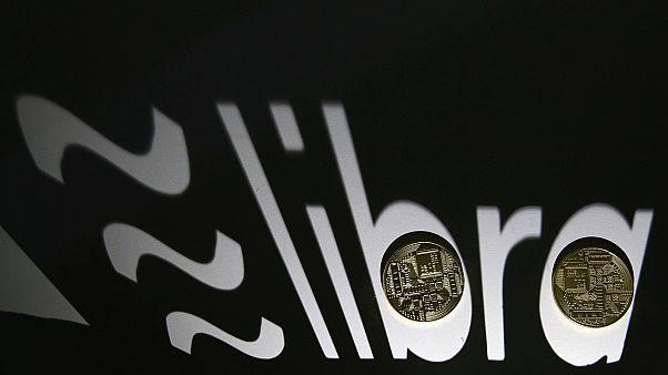 A Facebook Libra-projektjének logója