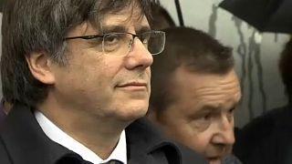 La fiscalía belga recibe la euroorden de detención contra Puigdemont