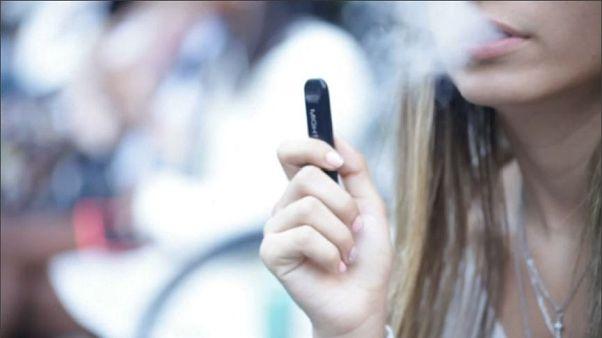 Krank durch E-Zigarette: Sorge in den USA wächst