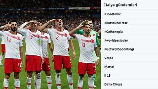 """İtalya'da Türk futbolculara tepki: """"Demiral, Çalhanoğlu ve Ünder'in sözleşmeleri feshedilsin"""""""
