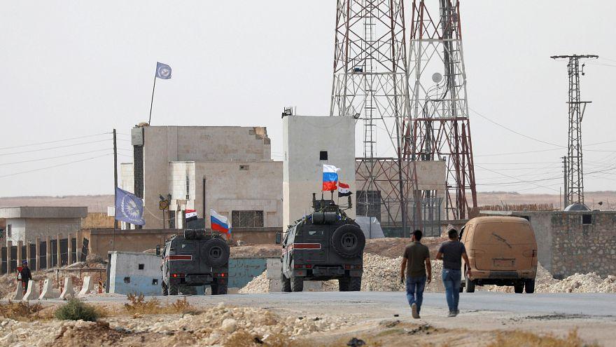 Ofensiva turca na Síria sob pressão internacional