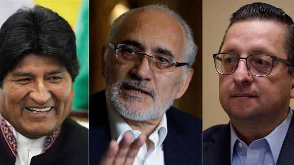 ¿Qué está en juego en las elecciones presidenciales de Bolivia y por qué Evo Morales podría perder?