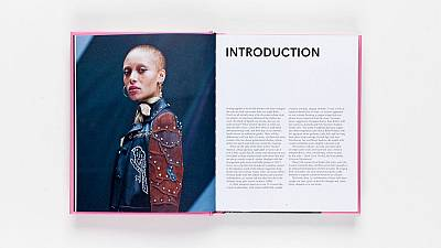 Adwoa Aboah featured in 100 women, 100 styles - Tamsin Blanchard