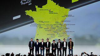 Volta a França 2020 apresentada em Paris