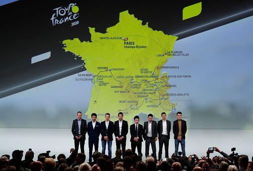 """""""Тур де Франс""""-2020: от Ниццы до Парижа"""