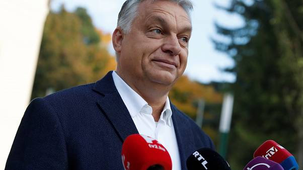 Orban says would have to 'use force' if Turkey 'opens gates' to refugees