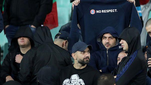 Elsodorta a rasszista botrány a bolgár focifőnököt