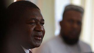 Le président mozambicain Filipe Nyusi / REUTERS/Grant Lee Neuenburg