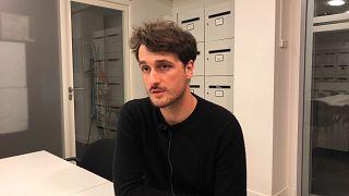 Fransız gazeteci Loup Bureau