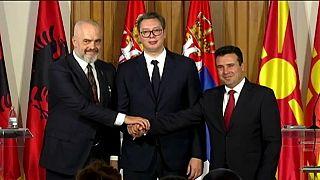 Adhésions à l'UE : Albanie et Macédoine du Nord attendront