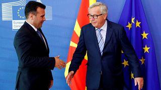 """""""Breves de Bruxelas"""": dinheiro para o clima e """"bloqueio"""" aos Balcãs"""