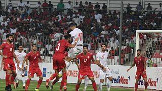 شکست تیم ملی ایران مقابل بحرین