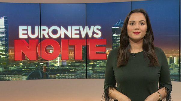 Euronews Noite | As notícias do Mundo de 15 de outubro de 2019