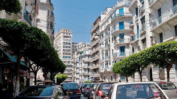 العاصمة الجزائرية