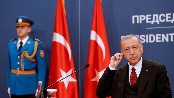 Syrie : Erdoğan fermé à la négociation