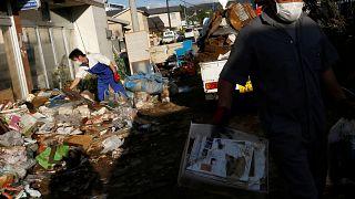Ιαπωνία: 74 νεκροί και 12 αγνοούμενοι από το πέρασμα του Χαγκίμπις