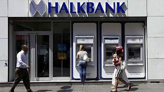 واشنطن تتهم بنكاً تركياً بالالتفاف على العقوبات المفروضة على إيران