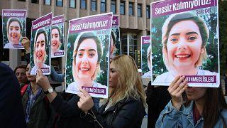 Şule Çet davasında tanık ifadelerinin ardından duruşma 20 Kasım'a ertelendi