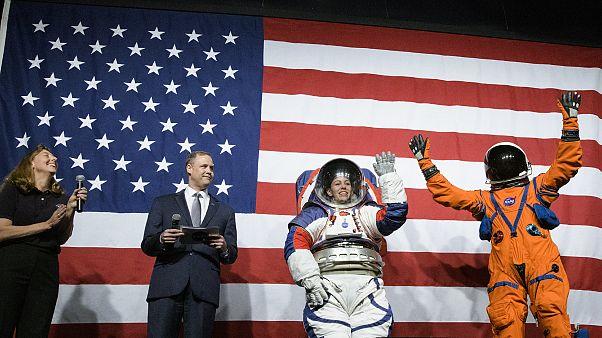 Διαστημικός περίπατος μόνο για...γυναίκες