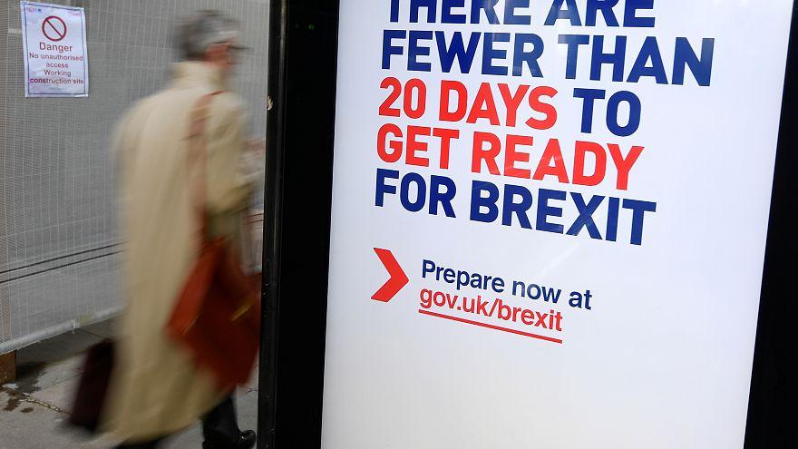 Brexit: Συνομιλίες στο «παρά πέντε»