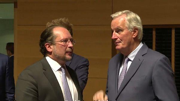 Brexit-Verhandlungen: Strittige Fragen geklärt