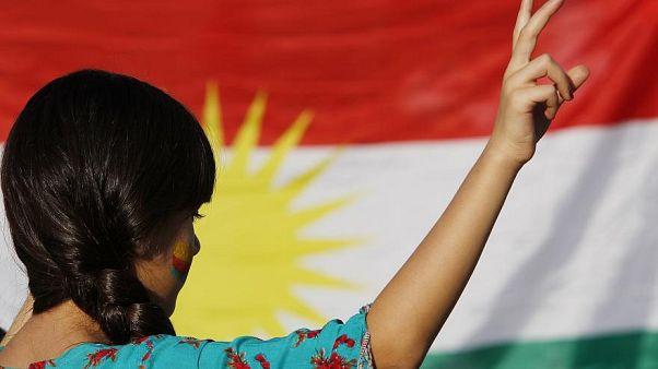 نزوح أكثر من 300 ألف مدني منذ بدء الهجوم التركي والمئات يلجأون إلى العراق