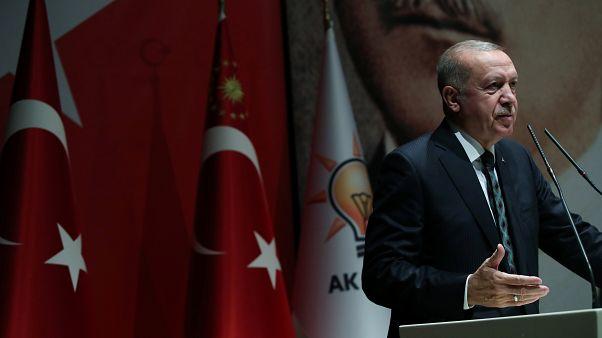 Erdoğan: Barış PınarıHarekatı Münbiç'ten Irak sınırınaulaşana dek sürecek
