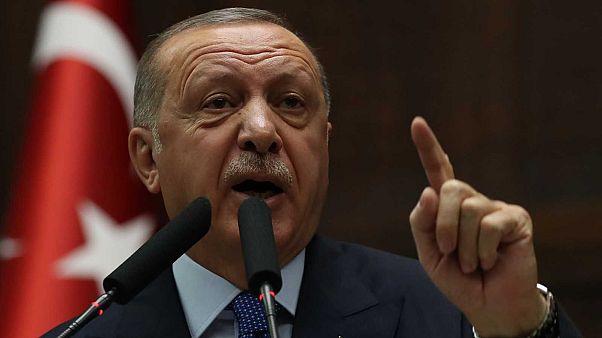Offensive turque en Syrie : Erdogan inflexible