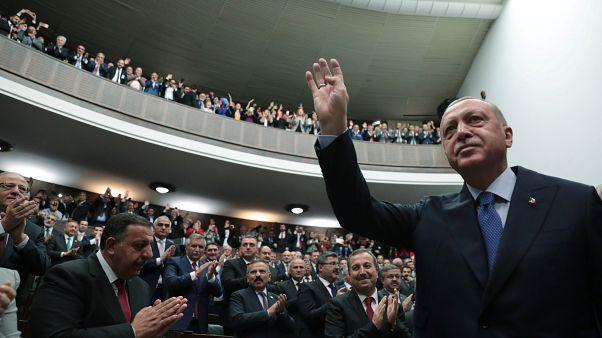 Κανονικά η συνάντηση Ερντογάν με Πενς-Πομπέο