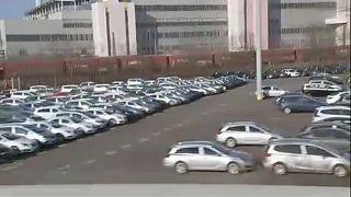 EU-Autoverkäufe 14 Prozent gestiegen