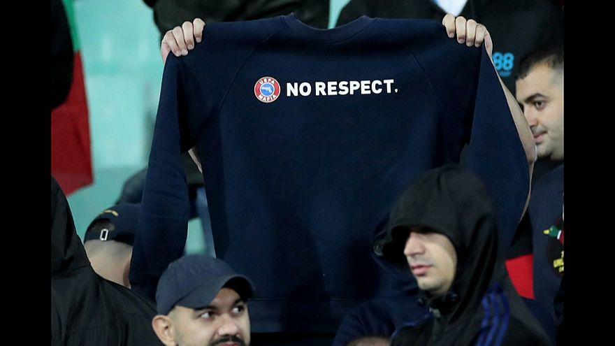 Football : six personnes arrêtées en Bulgarie pour des chants racistes