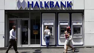 Amerikai vád egy török állami bank ellen